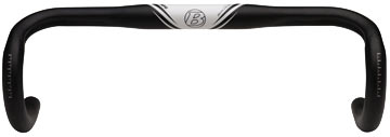 Bontrager Race Lite Road Handlebar (Anatomic-Curve) Color: Black