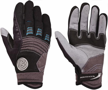 Bontrager Rhythm Comp WSD Gloves - Women's Color: Gray