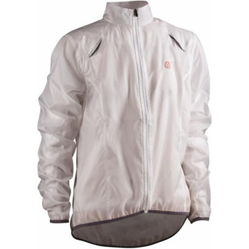 Bontrager Sport Packable WSD Wind Jacket - Women's Color: White