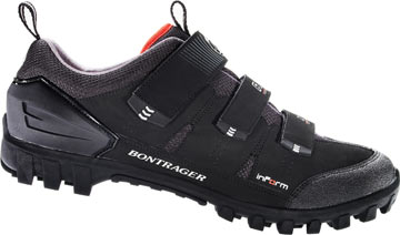 Bontrager Race Mountain Shoes Color: Black