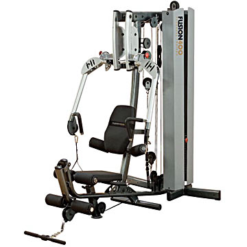 Body-Solid Fusion 400 Personal Trainer (160-Pound Stack)