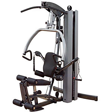 Body-Solid Fusion 500 Personal Trainer (210-Pound Stack)