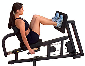 Body-Solid G Series Leg Press Attachment