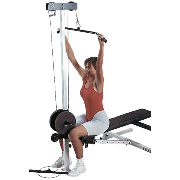 Body-Solid Lat Row Attachment