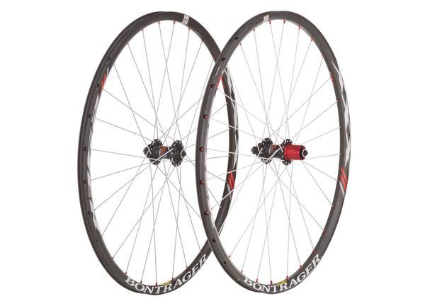 Bontrager Race XXX Lite TLR 29 Rear Wheel