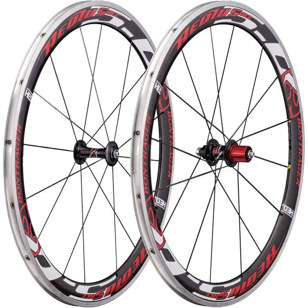 Bontrager Aeolus 5.0 ACC Front Wheel (Clincher) Color: Red