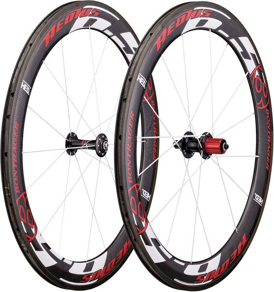 Bontrager Aeolus 6.5 Rear Wheel (Clincher)