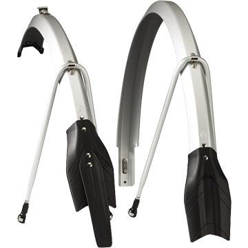 Bontrager Interchange Nebula Deluxe Aluminum Fenders