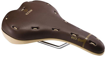 Bontrager Nebula Eco Saddle Color: Brown/Tan