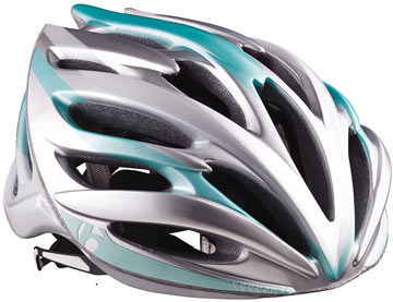 Bontrager Circuit WSD Color: Silver/Mint