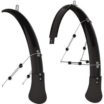 Bontrager Interchange Nebula Fenders (700c)