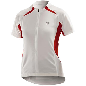 Bontrager Race WSD Short Sleeve Jersey Color: White