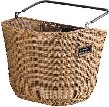 Bontrager Interchange Rattan Handlebar Basket