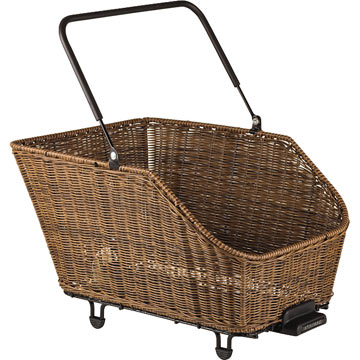 Bontrager Interchange Rattan Trunk Basket