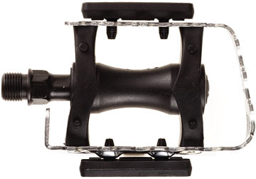 Bontrager Resin ATB Pedals w/Steel Cage