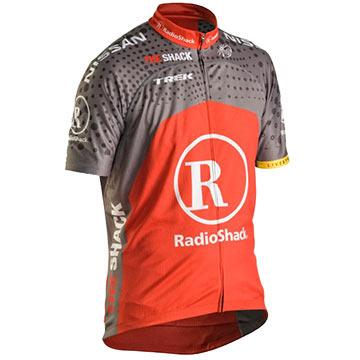 Bontrager RadioShack RL Short Sleeve Jersey