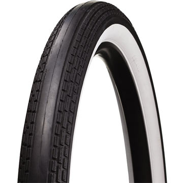 Bontrager Solana Tire Color: Black/White