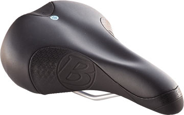 Bontrager Sport WSD Saddle Color: Black