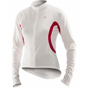 Bontrager Sport WSD Long Sleeve Jersey Color: White