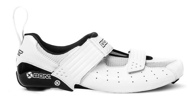 Bont Riot TR Shoes Color: White