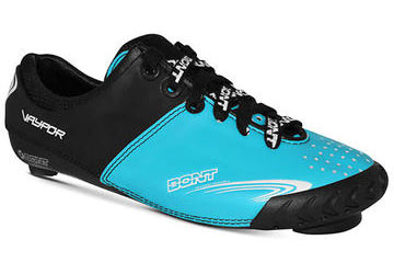 Bont Vaypor Classic Road Shoes Color: Gamma Blue/Black