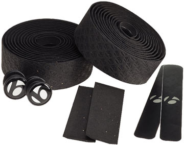 Bontrager Gel Cork Handlebar Tape Color: Black