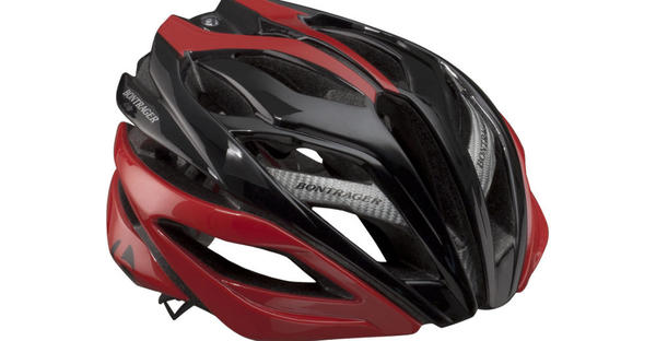 Bontrager Specter Helmet Color: Black/Red
