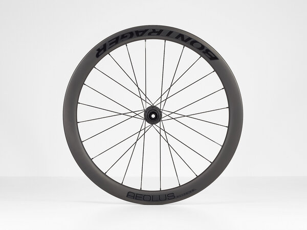 Bontrager Aeolus Elite 50 TLR Disc Road Rear Color: Black
