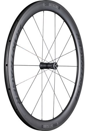 Bontrager Aeolus Pro 5 TLR Front Color: Black/Anthracite