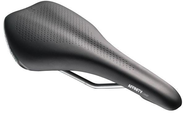 Bontrager Affinity Comp Saddle Color: Black/Black