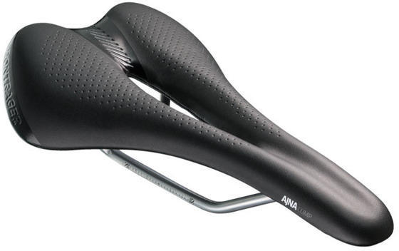 Bontrager Ajna Comp Women's Saddle Color: Black