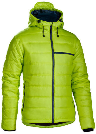 Bontrager Amundsen Jacket Color: Volt