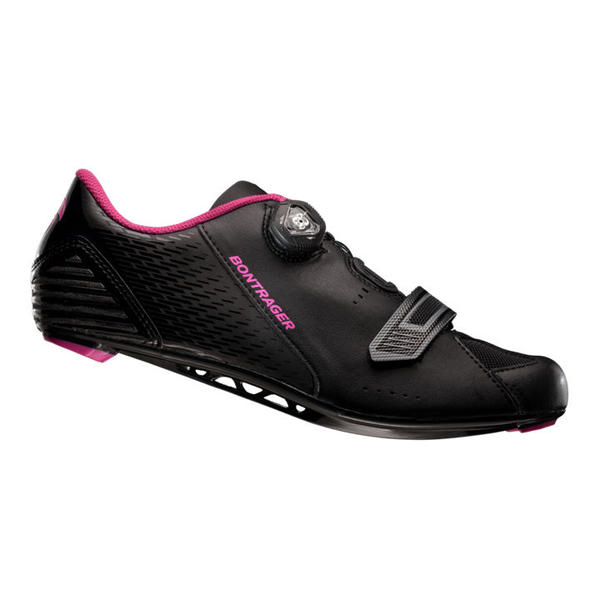 Bontrager Anara Shoes Color: Black/Pink