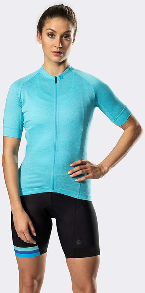 Bontrager Anara Women's Cycling Jersey Color: Azure