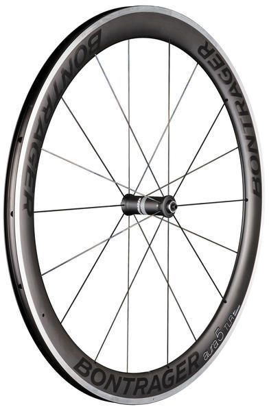 Bontrager Aura 5 TLR Wheels Color: Black
