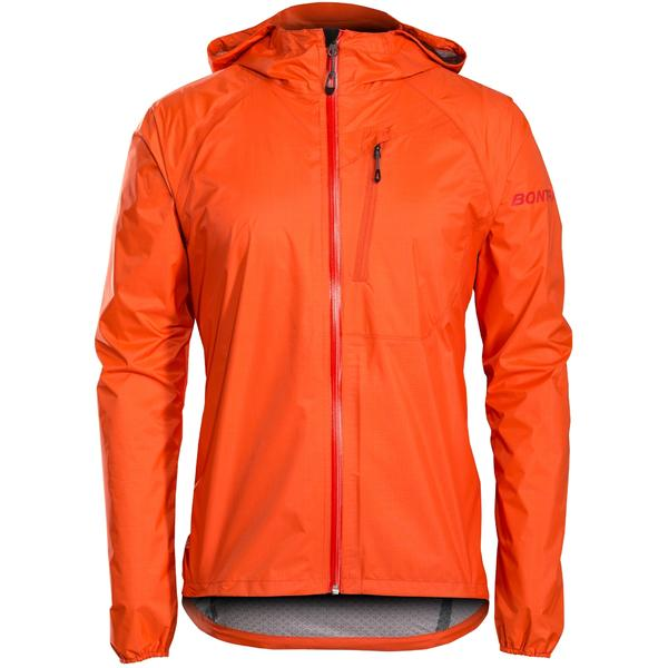 Bontrager Avert Stormshell Jacket Color: Roarange
