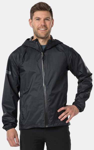 Bontrager Avert Stormshell Mountain Bike Jacket Color: Black
