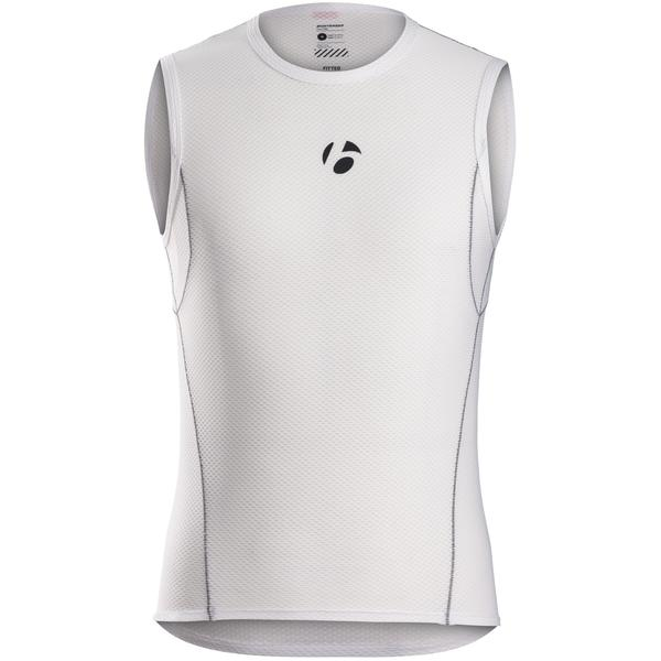 Bontrager B1 Sleeveless Baselayer Color: White