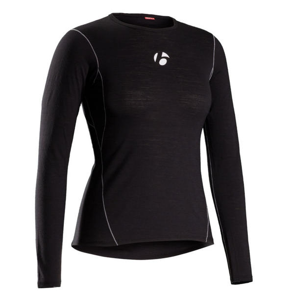 Bontrager B2 Long Sleeve Baselayer - Women's Color: Black