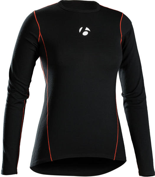 Bontrager B3 Long Sleeve Baselayer - Women's Color: Black