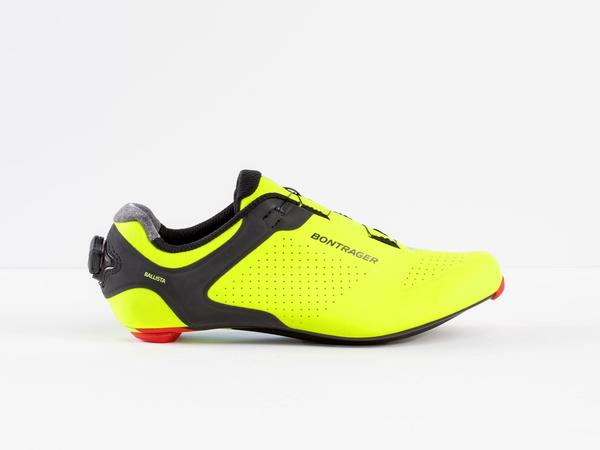 Bontrager Ballista LTD Road Shoe Color: Radioactive Yellow