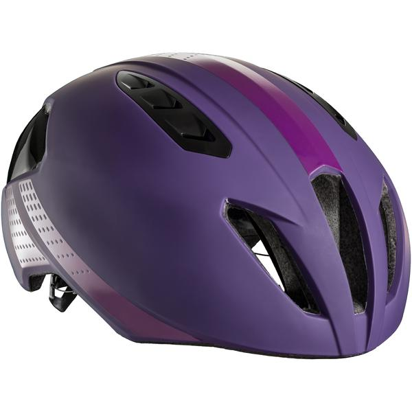 Bontrager Ballista MIPS Women's Road Helmet Color: Purple Lotus