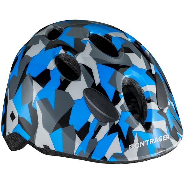 Bontrager Big Dipper MIPS Kids' Bike Helmet Color: Blue Camo