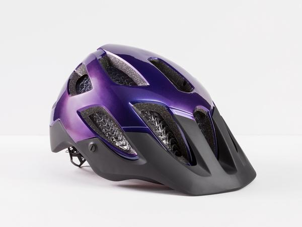 Bontrager Blaze WaveCel LTD Color: Purple Phaze/Black