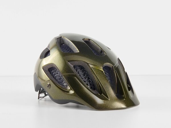 Bontrager Blaze WaveCel LTD Mountain Bike Helmet Color: Gold