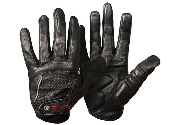 Bontrager Classique Full Finger Gloves Color: Black