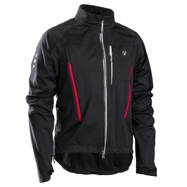 Bontrager Evoke Stormshell Jacket Color: Black