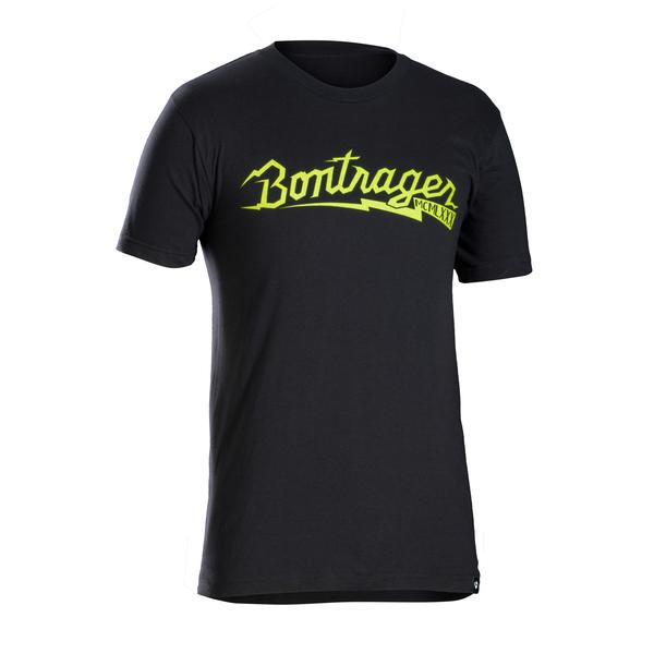 Bontrager Lightning T-Shirt Color: Black