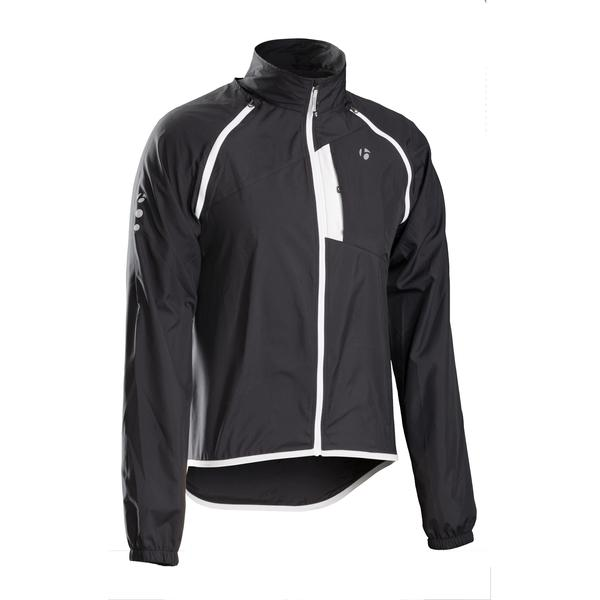 Bontrager Race Convertible Windshell Jacket Color: Black