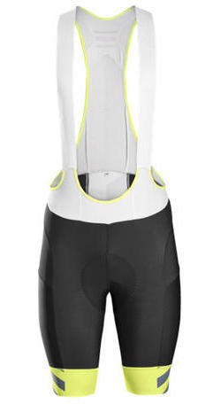Bontrager Bontrager Velocis Halo Bib Shorts Color: Visibility Yellow